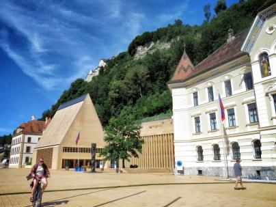 Liechtenstein - The Road to Liechtenstein - by Anika Mikkelson - Miss Maps - www.MissMaps.com