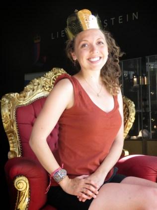 Princess of Liechtenstein - The Road to Liechtenstein - by Anika Mikkelson - Miss Maps - www.MissMaps.com