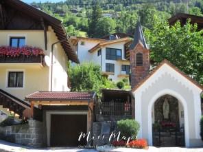 Small Town Austria - The Road to Liechtenstein - by Anika Mikkelson - Miss Maps - www.MissMaps.com