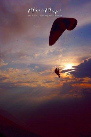 Taken from the skies of Venezuela - by Anika Mikkelson - Miss Maps www.MissMaps.com