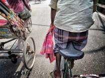 Riding a Tuk Tuk in Dhaka Bangladesh - by Anika Mikkelson - Miss Maps - www.MissMaps.com