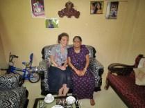 K's Grandma and Me - Sylhet Bangladesh - by Anika Mikkelson - Miss Maps - www.MissMaps.com