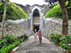 Maha Pasana Guya - Cave Pagoda - World Peace Pagoda - Yangon Myanmar - by Anika Mikkelson - Miss Maps - www.MissMaps.com