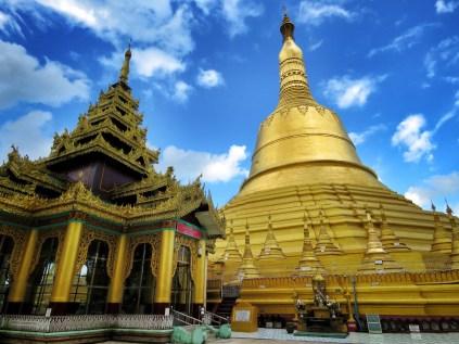 Shwemawdaw Pagoda - Pagu - Bago Myanmar - by Anika Mikkelson - Miss Maps - www.MissMaps.com copy 3