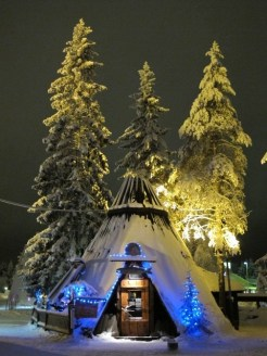 Christmas in Lapland