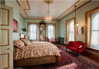 Beautiful Elegant Victorian Master Bedroom Design