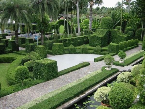 Beautiful Tropical Home Garden Design Beautiful Homes Design