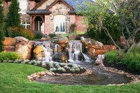 The Simple Home Waterfall Design Ideas | Beautiful Homes ...