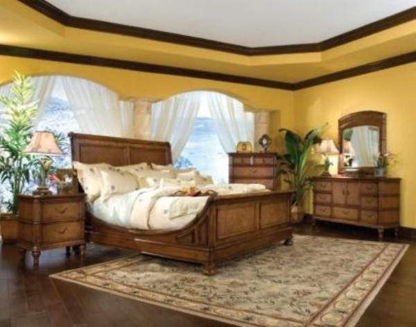 beautiful tropical bedroom design The Tropical Most Beautiful Bedroom design Ideas | Beautiful Homes Design