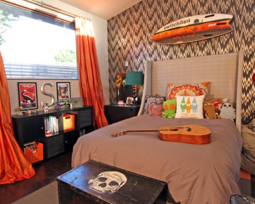 Boy's Room Design Ideas and Colors