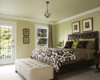 Light Green Bedroom Color | Beautiful Homes Design