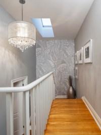 Hallway Wallpaper Ideas - Home Designs
