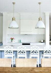 Hamptons Style Kitchen - Beautiful House