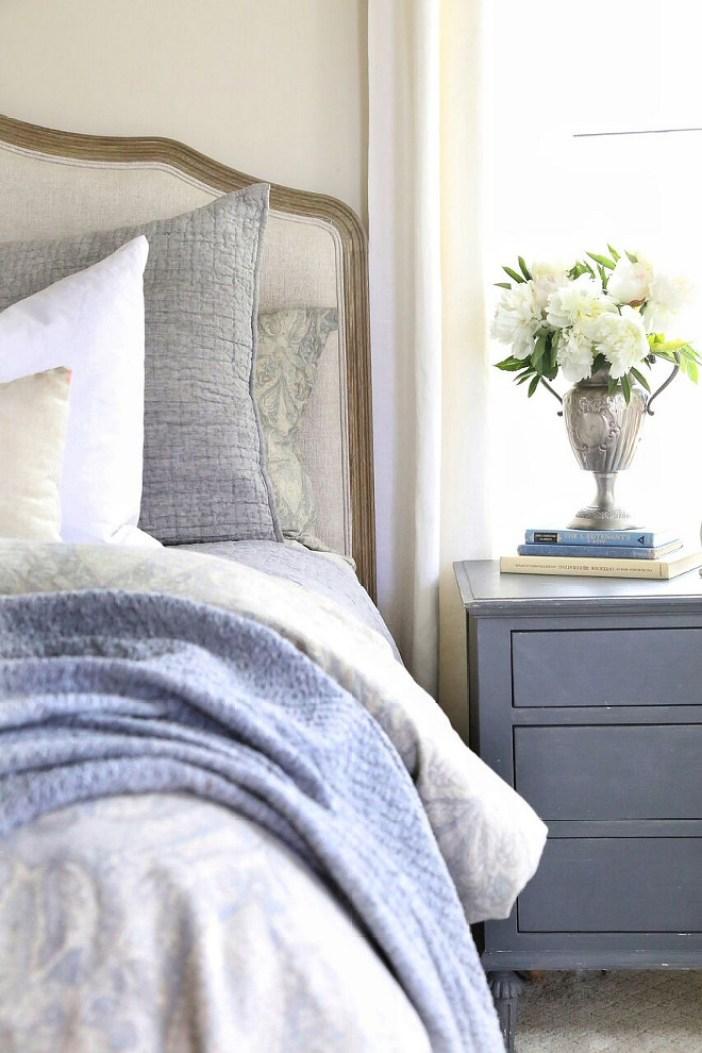 fabric bedhead