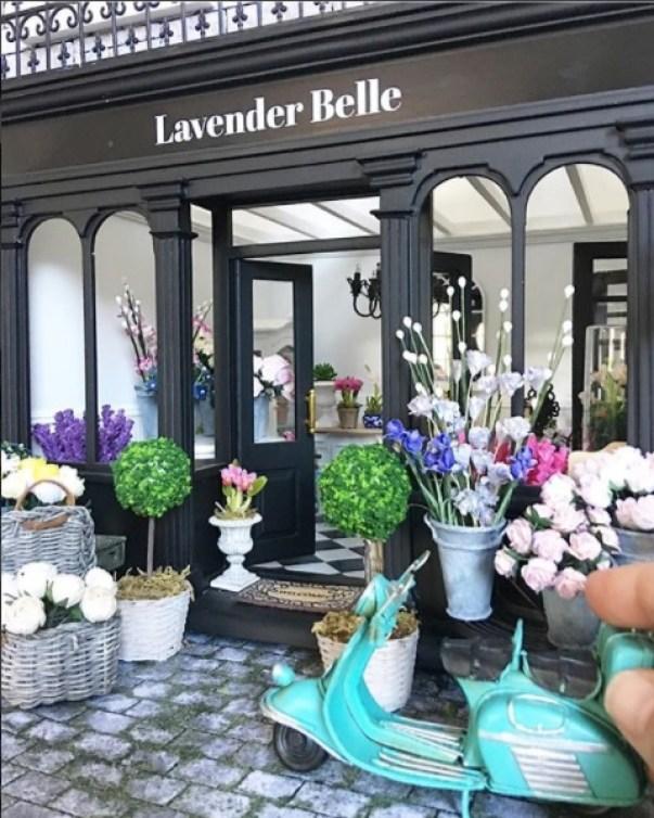 Lavender Belle Miniatures