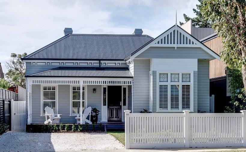 Harkaway Homes, Weatherboard home