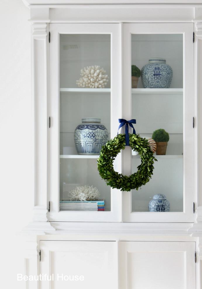 Christmas decor checklist