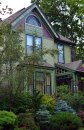 House designed by Frank Lloyd Wrigh