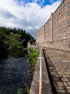 New Lanark, UNESCO World Heritage Site