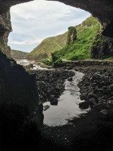 the Smoo cave