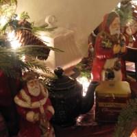 A CHRISTMAS TEA, TOUR AND MORE...