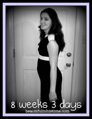 9 weeks pregnancy update