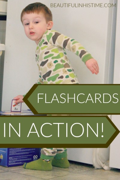 flashcards in action pin