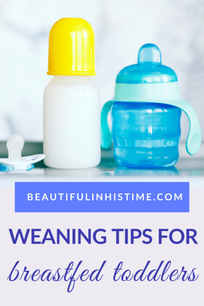 How I weaned my toddler from Weaning tips for breastfed toddlers | extended nursing | weaning a toddler from nursing, weaning from extended breastfeeding