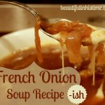 French onion soup recipe #comfortfood