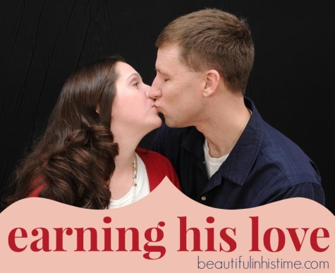 earning his love #marriage