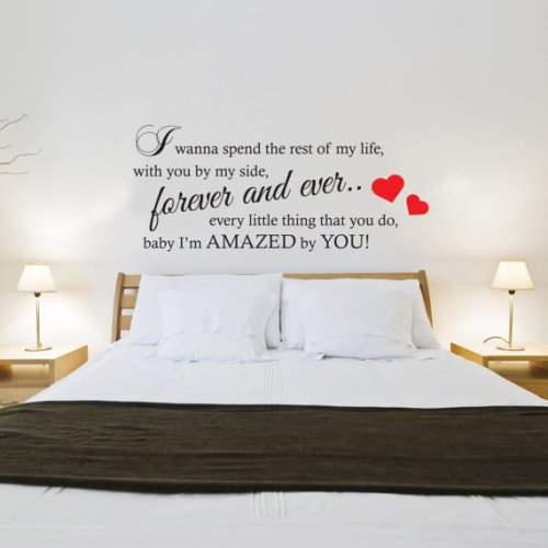 Lonestar's Amazed Wall Decal