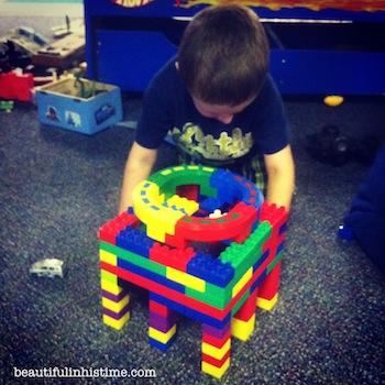 13 lego creations