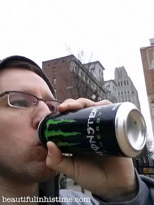 monster addict