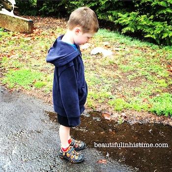 14 resisting puddles