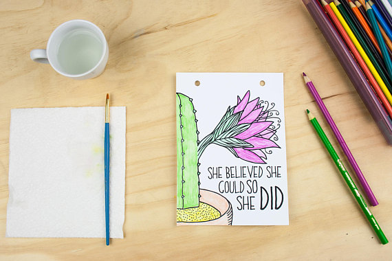 Pregnancy Art Therapy Project Affirmations Coloring Pages