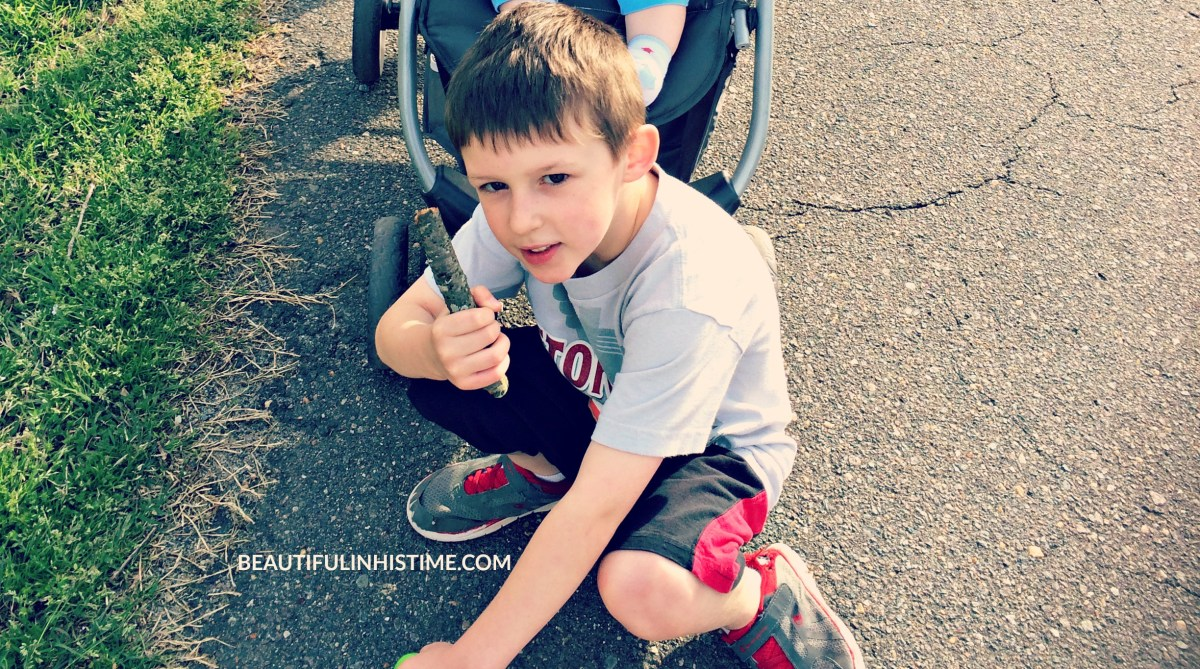 Questions I'm asking about my son's special needs