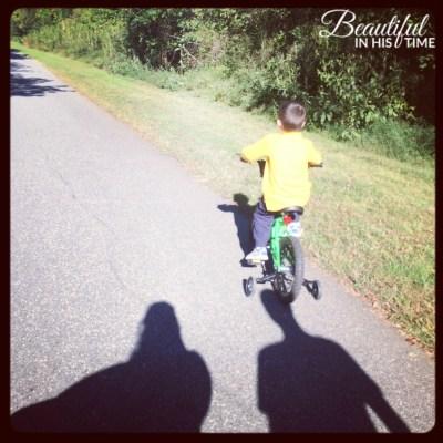 riding-bike-4-miles