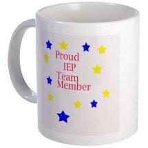 Proud IEP Team Member Mug