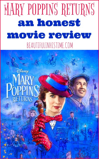 Practically perfect in every way? A Mary Poppins Returns review | If you can accept that this is a different movie, with a different plot, that occurs at a different time, and happens in the Mary Poppins London world, I think you can enjoy this film, and Emily Blunt can still hit an inside-the-park home run.