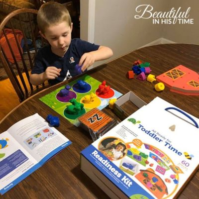 Toddler Time Readiness Kit