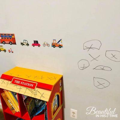 Transitional Kindergarten: Homeschooling Our Little Enigma
