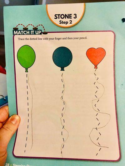 Masterbooks Stepping Stones Preschool