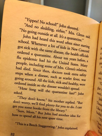 Becoming a read-aloud family (& tips for reading aloud to wild boys!)