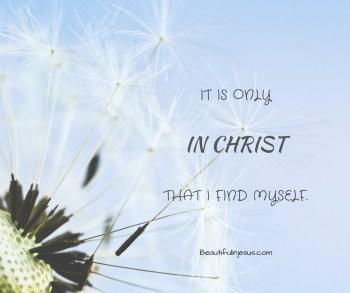 Ephesians 1 identity in Christ