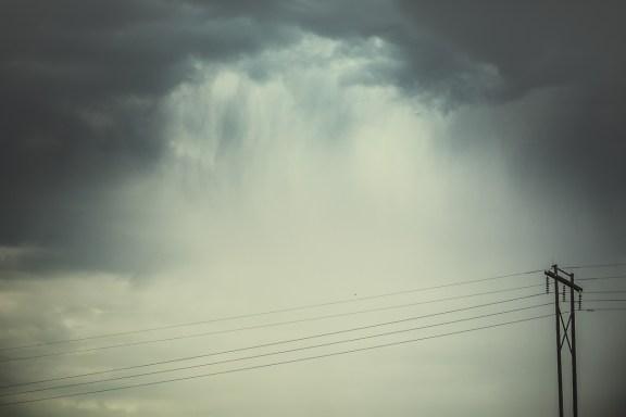 100 Percent Chance Of Rain