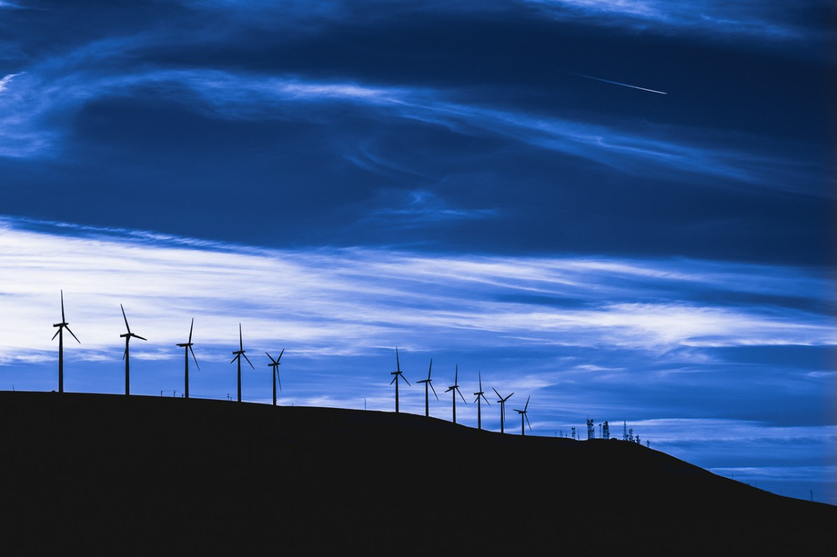 Windy Blue