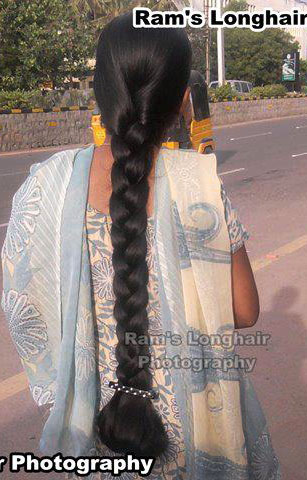 Long Hair Indian Women Beautiful Long Hair