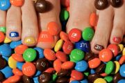 top 9 nail design in candy colors