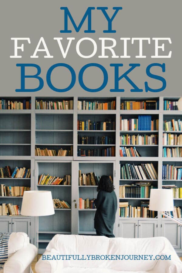 Reading has always been one of my favorite hobbies. Getting lost in a good book is one of my favorite ways to escape. Here are some of my favorite books of all time! #beautifullybrokenjourney #bookrecommendations #favoritebooks #books