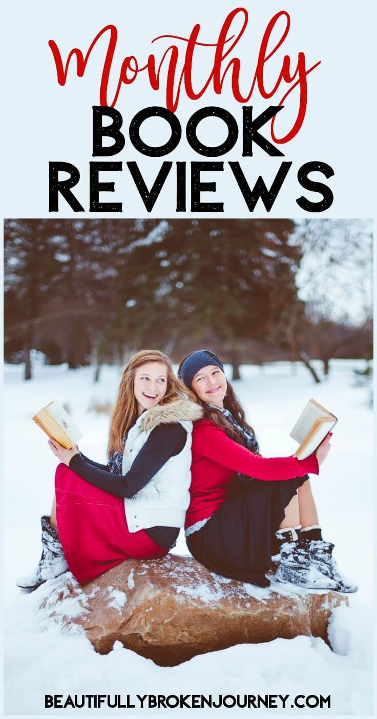 Don't know what book to read next? Here are the book reviews for the titles I read last month. Share them with your book club, or put them on your Goodreads list... there are some great ones!
